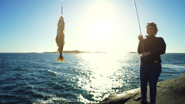 Var är det tillåtet att fiska och vad krävs?